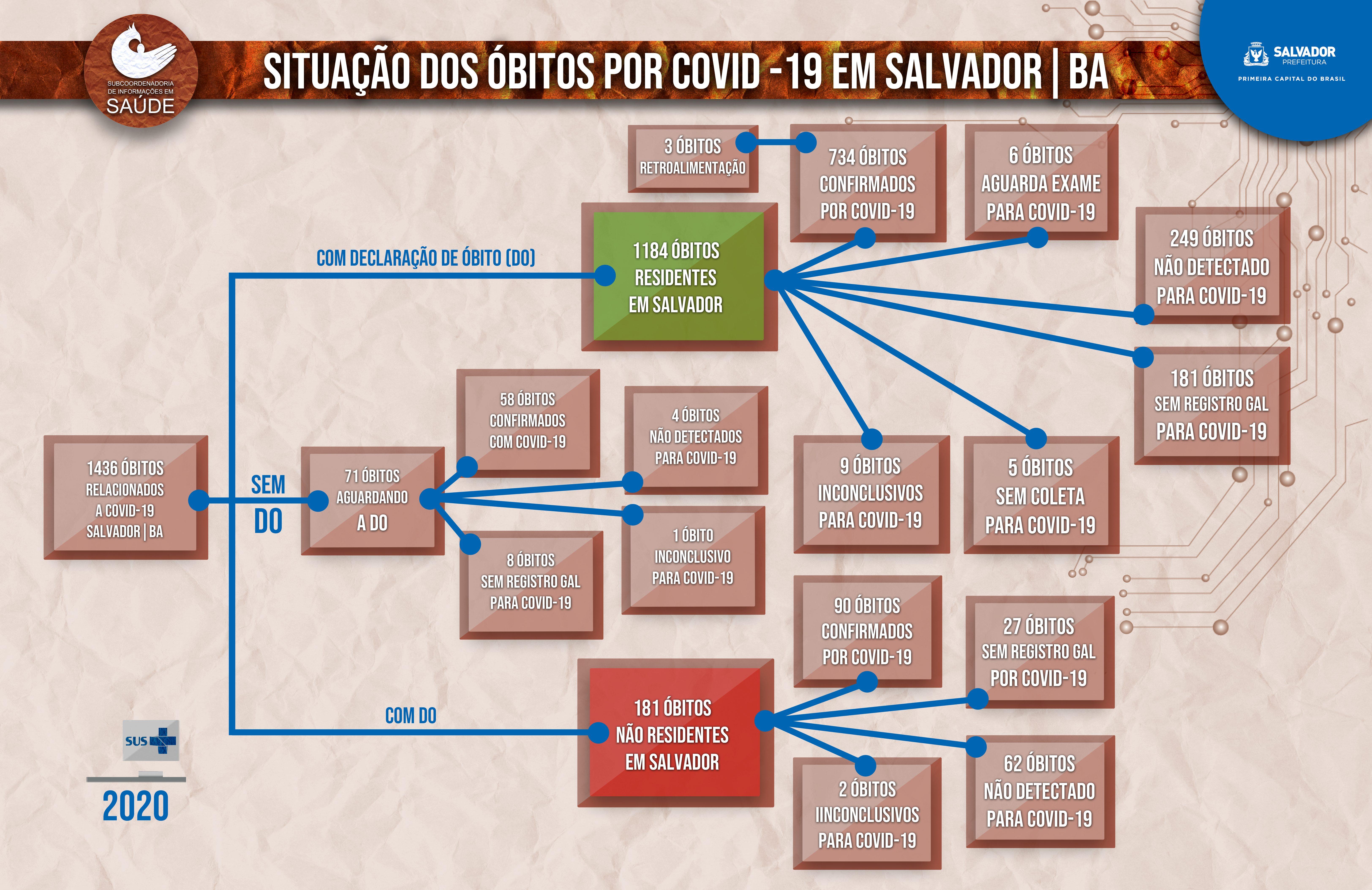 Vigilância do Óbito no Contexto da Pandemia de Covid-19 em Salvador/BA Clique na imagem para baixar o Boletim SUIS 03