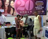 Saúde promove feira sobre zoonoses no Center Lapa
