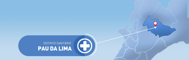Mapa Pau da Lima