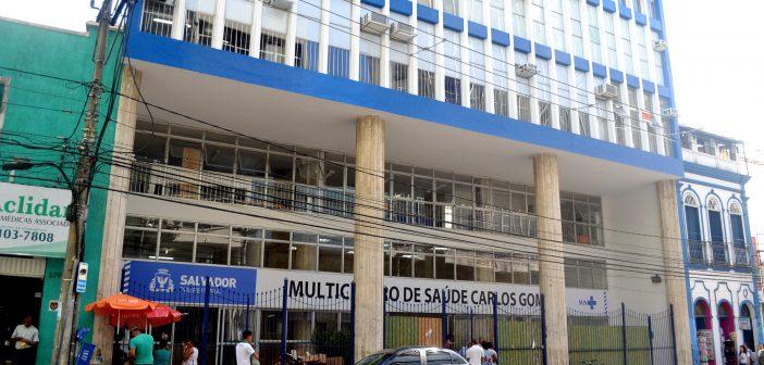 Prefeitura entrega Multicentro de Saúde Carlos Gomes