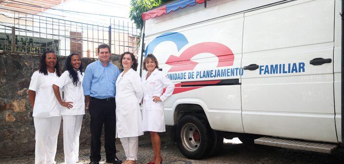 Planejamento familiar gratuito é oferecido para população de Salvador
