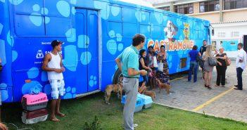 Castramóvel segue para Mussurungano mês de Julho