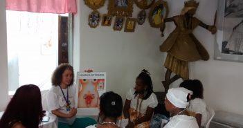 Feira de Saúde do Gantois oferece serviços de saúde e cidadania para população de Salvador