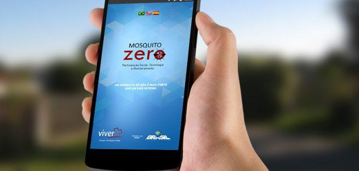 Aplicativo Mosquito Zero já registrou mais de 2 mil downloads
