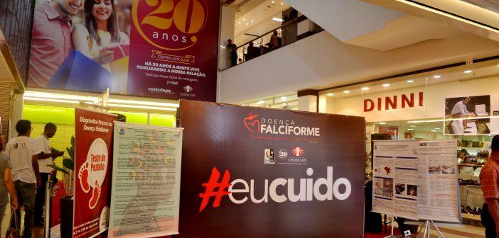 Prefeitura promove Semana de Sensibilização da Doença Falciforme no Center Lapa