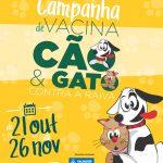Campanha de vacinação antirrábica segue nas regiões do Cabula e Boca do Rio