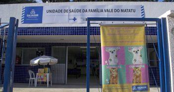 Salvador recebe campanha de vacinação antirrábica em setembro