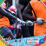 Prefeitura monitora saúde dos trabalhadores durante carnaval