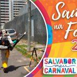 Combate ao Aedes é intensificado pela Prefeitura durante carnaval
