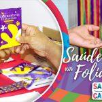 Prefeitura distribui 2,2 milhões de preservativos nos circuitos da folia