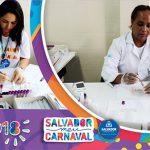 Crescem os números de diagnósticos positivos para Sífilis no carnaval