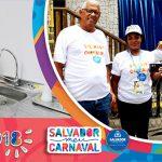 Visamb notifica 22 estabelecimentos por irregularidades na água durante o carnaval