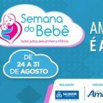 Prefeitura e Unicef dão início às ações da Semana do Bebê 2018