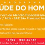 Prefeitura  oferta testes rápidos na Arena Fonte Nova neste sábado (15)