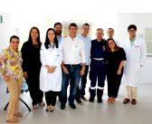 Comissão de residência médica realiza visita ao Hospital Municipal de Salvador