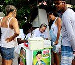 Feira de Saúde realiza mais de 250 atendimentos à população em situação de rua das Sete Portas