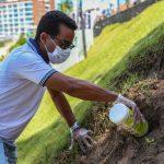 Agentes de endemias intensificam ações contra leptospirose nas praias de Salvador