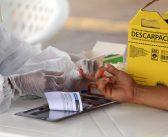 Testes em Massaranduba e no Uruguai detectam 44 casos de Covid-19