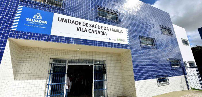 USF Vila Canária vai ampliar atendimento médico na região de Pau da Lima