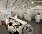 Salvador registra queda na taxa de ocupação em leitos de UTI para Covid-19