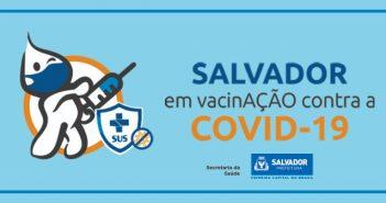 Profissionais do Salvamar e agentes penitenciários são inclusos na vacinação contra Covid-19 nesta quinta-feira (09)