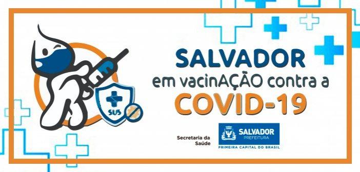 Covid-19: Prefeitura amplia horário de vacinação em quatro drivers-thru em Salvador neste sábado (10)