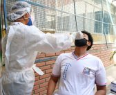 Testagem em escolas públicas de Salvador prossegue nesta quarta (20)